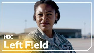 Muslims in the Military Converting to Islam in the Air Force NBC Left Field Movie