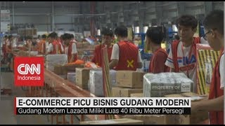 Download Video E-Commerce Picu Bisnis Gudang Modern MP3 3GP MP4