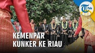 Menpar Nilai Riau Serius Kembangkan Pariwisata