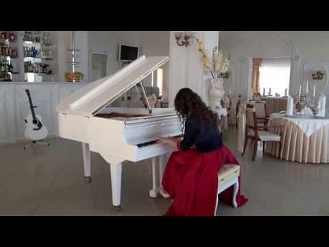 Vivaldi - Storm (Summer) piano version