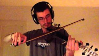 Thinking Out Loud Electric Violinist Steven Vance (3 50 MB