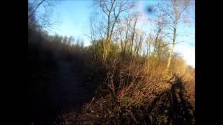 preview picture of video 'VTT - Houplines/Deûlémont/Le Gheer - 29/12/2013'