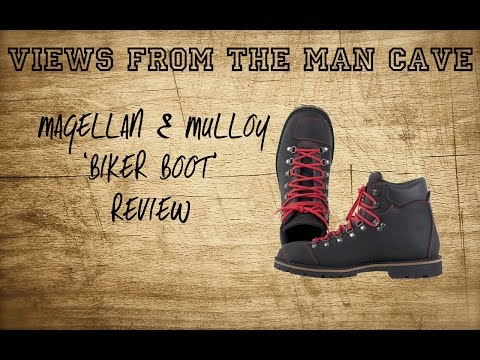 Magellan & Mulloy Biker Boot Review
