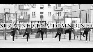 Suzanne Vega - Toms Diner choreography Ulaan Tug - Red flag dance crew