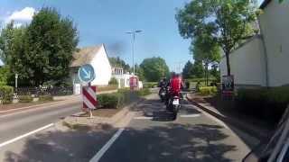 preview picture of video 'Ausfahrt Rheinhessen 17.08.2013'