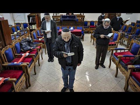 Les Marocains juifs se préparent à aller en Israël Les Marocains juifs se préparent à aller en Israël