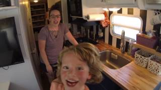 Tiny House Room by Room Tour - Kitchen
