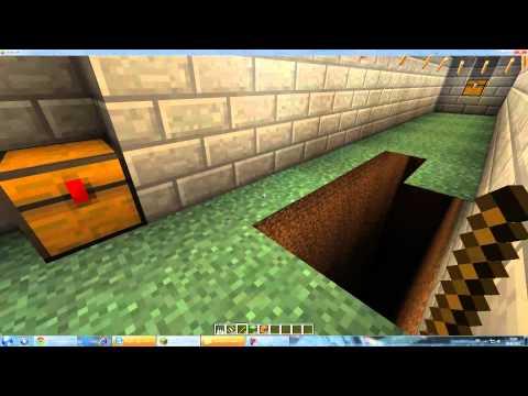 [1.2.5] TrapCraft   Смертельные ловушки в minecraft. Часть шестая!!!