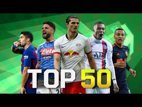 Top 50 Monstrous Volley Goals of the Year 2019