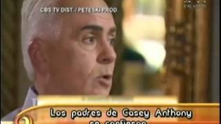 Padre de Casey Anthony le confiesa a Dr. Phill lo que piensa que paso