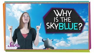 Why Is the Sky Blue? | Physics for Kids