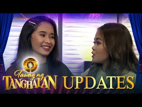 Kyla Malaque steals the golden microphone | Tawag ng Tanghalan Update