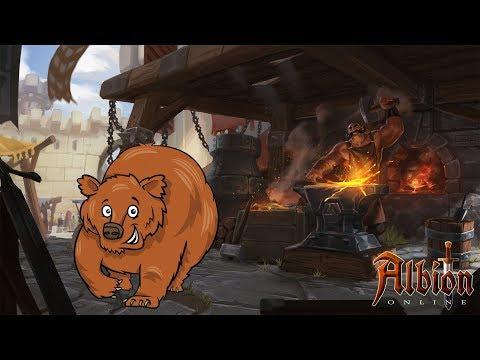 Albion Online - Farmící MMORPG! Je grind zábava? - Bukk