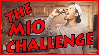 THE MIO CHALLENGE!! ft. @juice_hoops