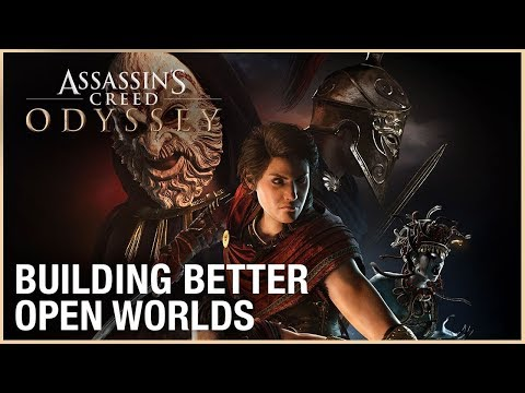 Assassin's Creed Odyssey : How Players Make Our Open Worlds Better
