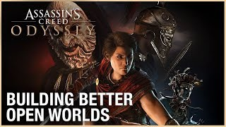 Assassin's Creed Odyssey: How Players Make Our Open Worlds Better   Ubisoft [NA]