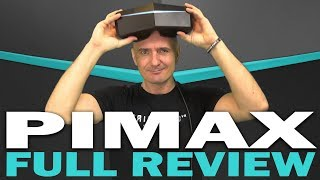 Pimax 8K & 5K+ Full Review | The Most In-Depth Pimax 8K vs 5K+ Review and Analysis you will find!