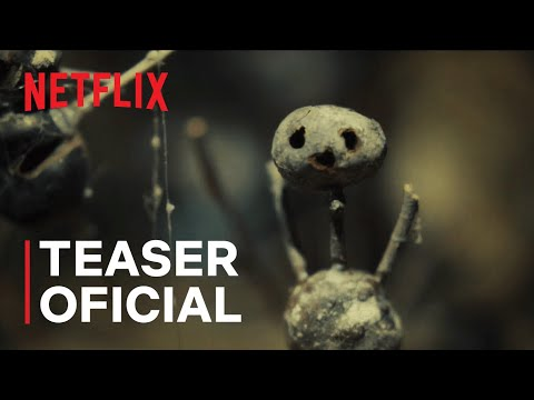 O Homem das Castanhas | Teaser oficial | Netflix