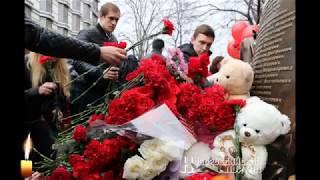 В Новороссийске более 700 человек приняли участие в траурном мероприятии