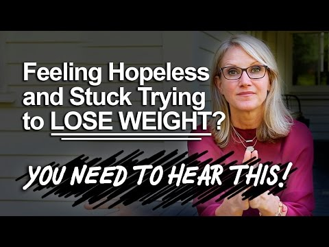 Feeling Hopeless and Stuck Trying to Lose Weight? You Need To Hear This! #MelRobbinsLive