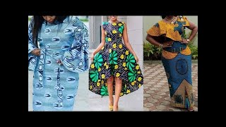 2020 EXCLUSIVE AFRICAN FASHION || STAY STYLISH WITH ANKARA AFRICAN DRESS & ASO-EBI STYLES FOR LADIES