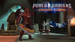 POWER RANGERS LEGACY WARS Android / iOS Gameplay - #2