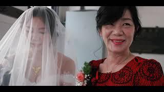 婚錄推薦/SDE當日快剪快播/台南神學院教堂證婚儀式/台南夢時代雅悅宴客/ 羊奶+小萍
