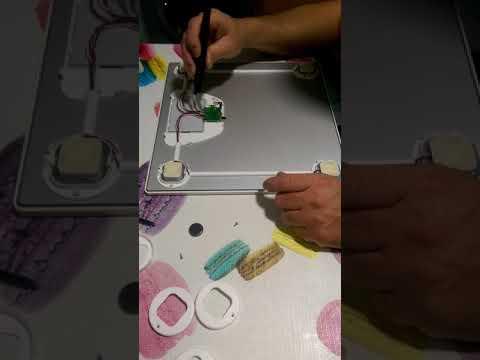 Reparacion bascula digital de baño