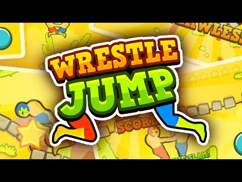 Wrestle Jump gameplay video Thumbnail