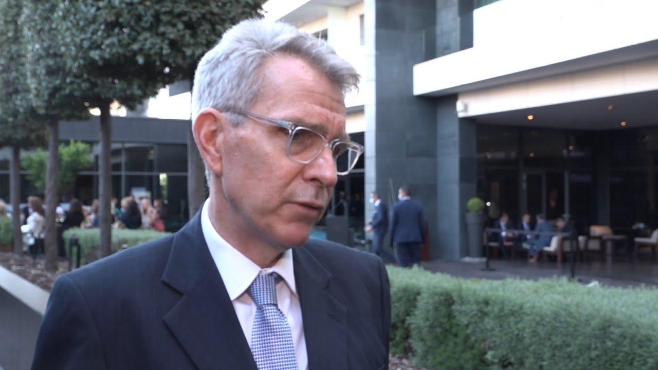 ΣΥΝΕΝΤΕΥΞΗ: Τζ. Πάιατ: Βασικός εταίρος των ΗΠΑ η Ελλάδα στη διαφοροποίηση των πηγών ενέργειας