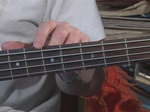 How To Tune Your Bass Guitar