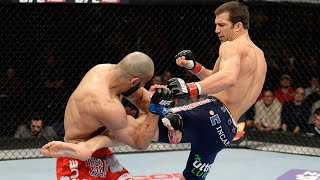 Best Body Shot Knockouts in UFC History