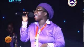 Tope Alabi Ministering on 70 Hours Marathon Praise - Самые