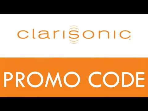 Clarisonic 20% off sitewide plus a free brush head with free shipping