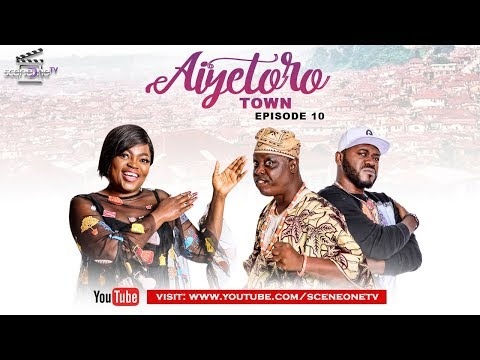 "Watch Funke Akindele Bello's ""Aiyetoro Town"" Episode 10 — Guarded"
