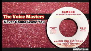The Voice Masters – Never Gonna Leave You