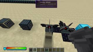 How To Make The Best Draconic Evolution Reactor Ever! 537,000 RF