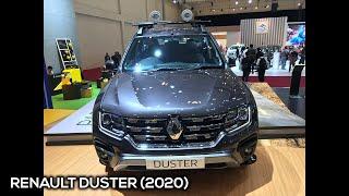 Renault Duster 2020 - Exterior and Interior Walkaround #GIIAS2019