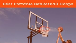 Best Portable Basketball Hoops (2020 Buyers Guide)