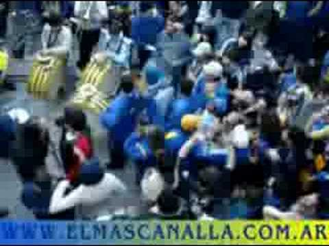 """ROSARIO CENTRAL LOS GUERREROS VIDEO DE LA GENTE VS COLON 01"" Barra: Los Guerreros • Club: Rosario Central • País: Argentina"