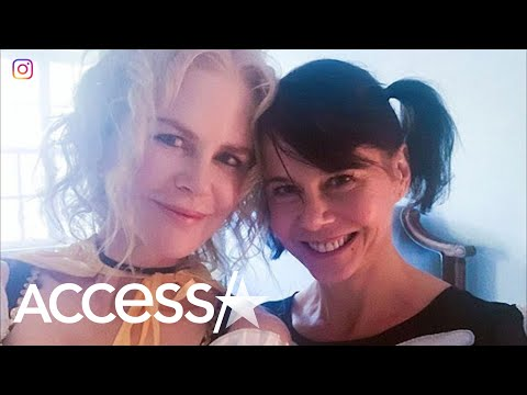Nicole Kidman And Younger Sister Look Like Identical Twins In Rare Photo