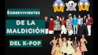 GRUPOS DE K-POP QUE SOBREVIVIERON A LA MALDICIÓN DE LOS 7 AÑOS KPOP!!