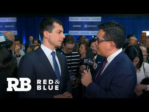"""We can put together a coalition"" with Republicans, Buttigieg says"
