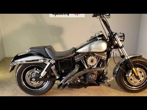 2014 Harley-Davidson Dyna® Fat Bob® in Temecula, California