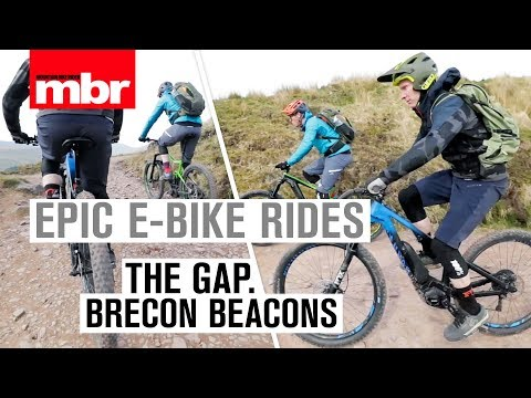 Epic Southern Britain Ride on EMTBs | The Gap | Mountain Bike Rider