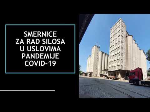 Smernice za rad silosa u uslovima pandemije Covid-19