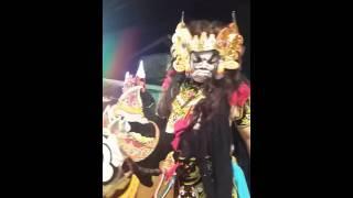 Kudo Yakso 2016 Perform Of Dalang Bpp