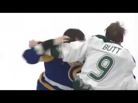 Riley McKay vs. Dawson Butt