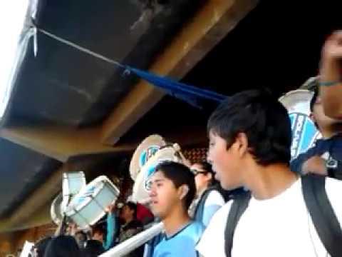"""Ponga Huevo Y Vaya Al Frente"" Barra: La Vieja Escuela • Club: Bolívar"