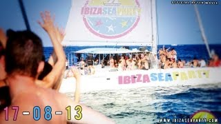Ibiza Sea Party  170813  The Best Ibiza Boat Party